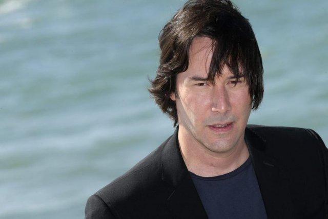 Keanu Reeves à Cannes.... (Photo: AP)