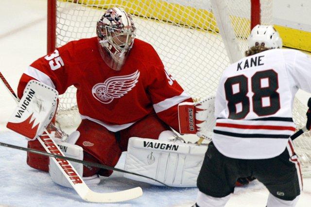 Choix de deuxième ronde des Red Wings au... (Photo Rebecca Cook, Reuters)