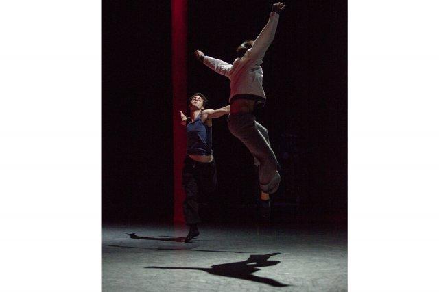 Dans Rêve, la gestuelle est énergique, habitée de... (Photo: fournie par la production)