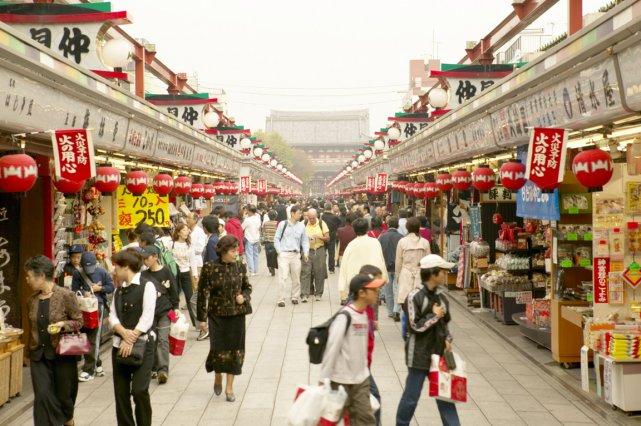 Japon: le yen faible attire un nombre record de touristes