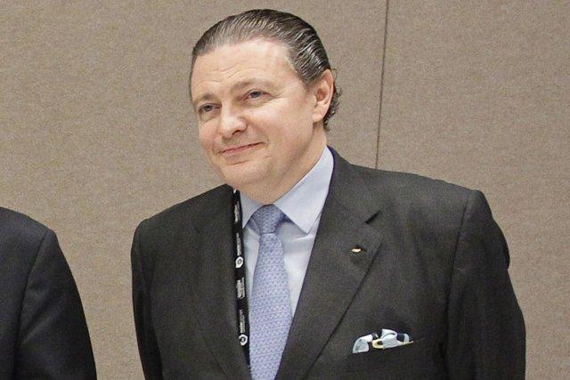 Le président de la commission des finances du... (Photo archives PC)