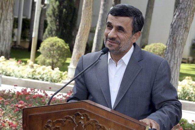 Mahmoud Ahmadinejad... (Photo Agence France-Presse)
