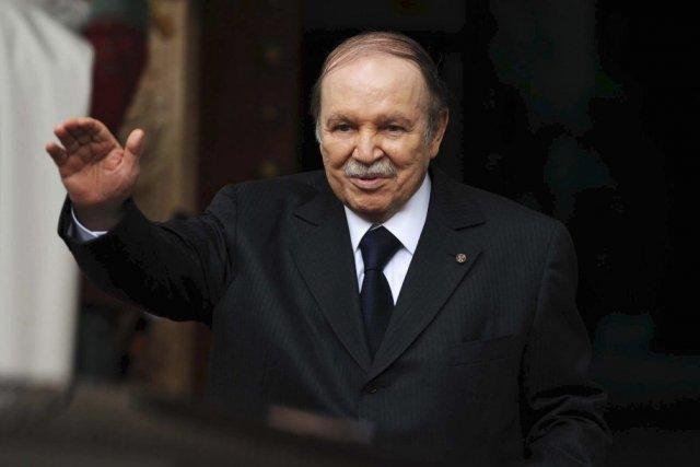 Leprésident algérien Abdelaziz Bouteflika.... (PHOTO FAROUK BATICHE, AFP ARCHIVES)