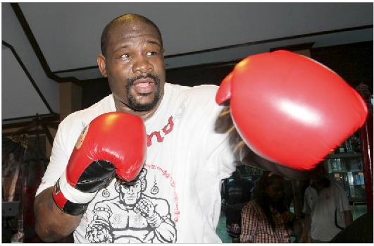 Riddick Bowe... (archives Associated Press)