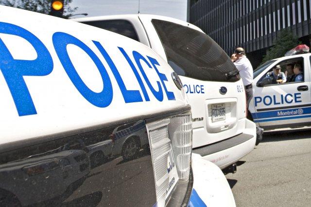 En enquêtant sur les quatre policiers du SPVM et de Longueuil arrêtés dans la... (Photo archives La Presse)