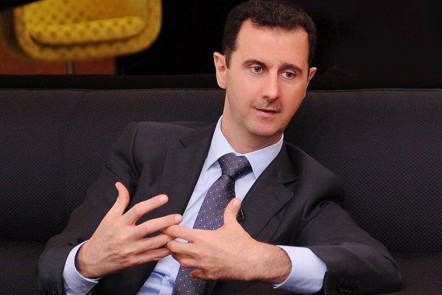 Le président syrien Bachar al-Assad.... (Photo: AFP)