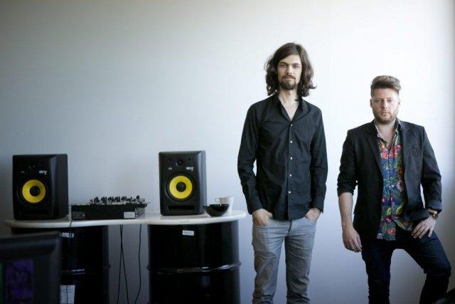 Mathieu O'Connor et Jeff Lee souhaitent faire progresser... (PHOTO MARCO CAMPANOZZI, LA PRESSE)