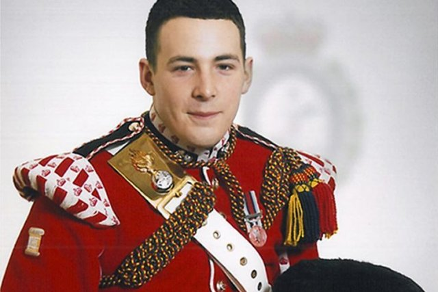 Le soldat Drummer Lee Rigby, assassiné mercredi en... (Photo Reuters)