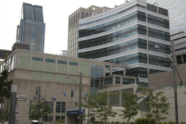 L'OACI est à Montréal depuis 1944.... (Photo Jean Goupil, Archives La Presse)
