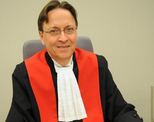 Le juge de la Cour du Québec, Pierre... (Photo archives)
