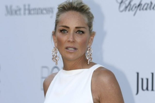 Sharon Stone... (Photo: AP)