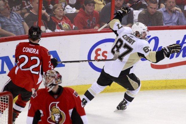 Daniel Alfredsson est certain que les Sénateurs d'Ottawa et lui joueront leur... (Photo Reuters)
