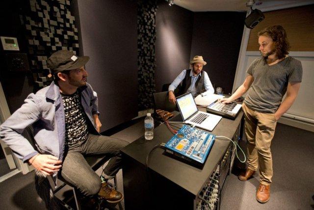 Le groupe Radio Radio a choisi les studios... (Photo: Alain Roberge, La Presse)