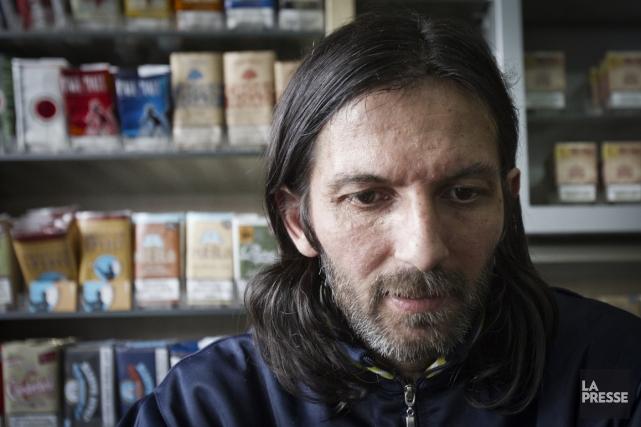 Kadir Anlayisli... (Photo Olivier Jean, La Presse)