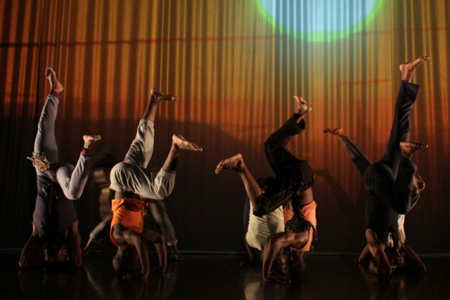 Le premier spectacle de danse de l'événement 2013 du FTA, Beauty Remained... (Photo: fournie par le FTA)