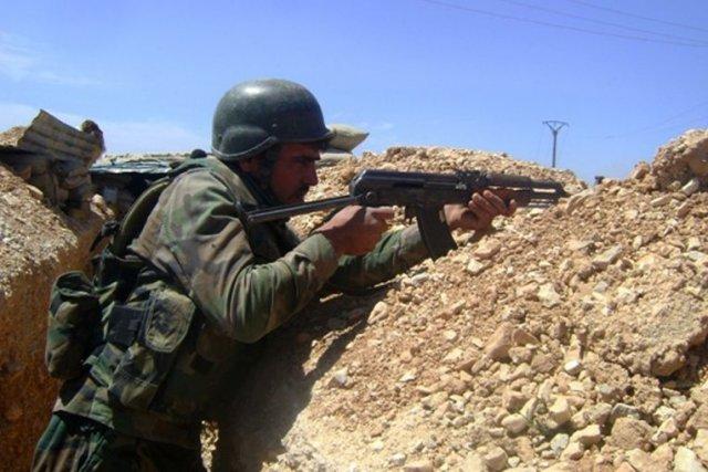 Les rebelles de Qousseir, ville stratégique dans le centre de la Syrie, sont... (PHOTO LB/BLA, AFP)