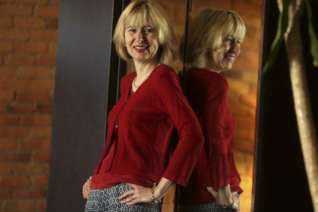 Traductrice de métier, Lori Saint-Martin vient de lancer... (Photo: Martin Chamberland, La Presse)