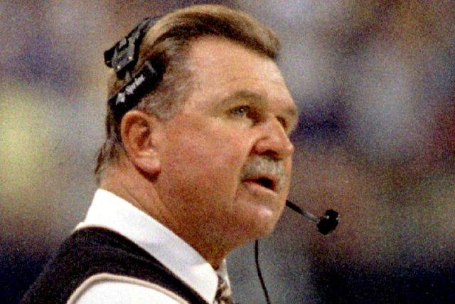 Mike Ditka a été l'entraîneur de l'équipe de... (Photo : Ted Reisinger, archives Reuters)
