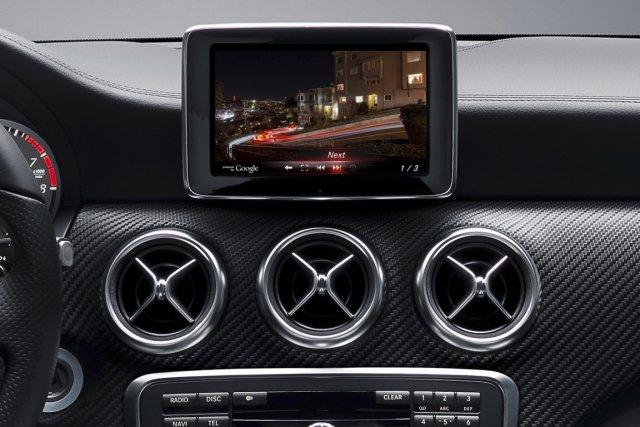 Mercedes-Benz a encore pris la peine de s'inscrire comme exposant à la grande... (Photo fournie par le fabricant)