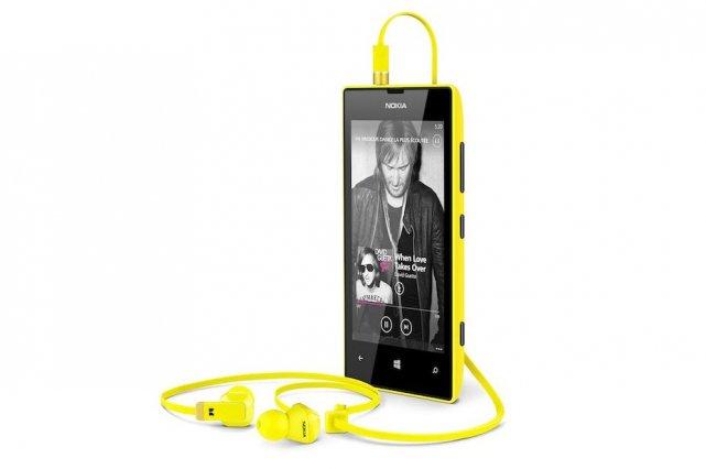 Nokia a officiellement lancé jeudi soir, à Montréal, son service Nokia Music,... (Photo Nokia)