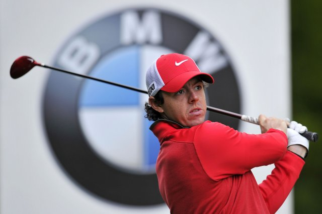Rory McIlroy... (PHOTO GLYN KIRK, AFP)