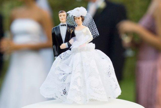Ainsi, en 2012, l'âge moyen au premier mariage... (Photothèque Le Soleil)