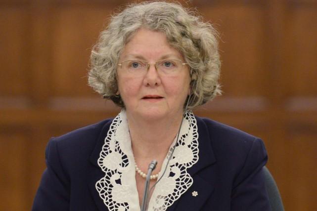 La commissaire à l'éthique Mary Dawson... (La Presse Canadienne, Adrian Wyld)