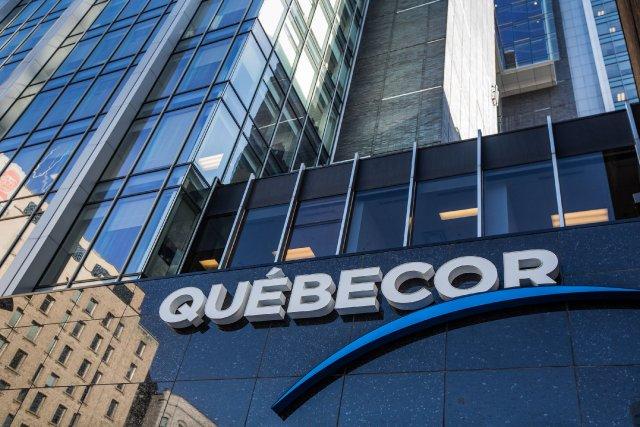 Québecor (QBR.B) a annoncé vendredi avoir fait l'acquisition de Gestev, une... (PHOTO ÉDOUARD PLANTE-FRÉCHETTE, LA PRESSE)