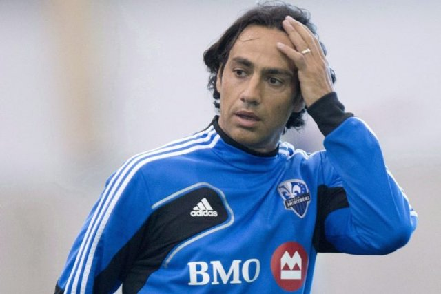 Alessandro Nesta fera un retour au jeu ce... (Photo Paul Chiasson, archives PC)