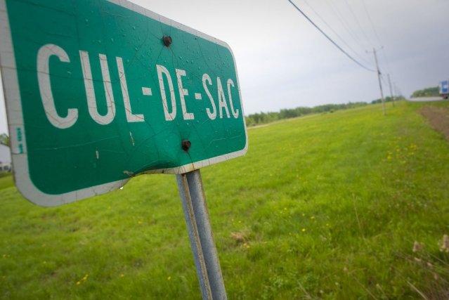 Ce terrain de Sainte-Julie peut désormais être utilisé... (Photo André Pichette, La Presse)