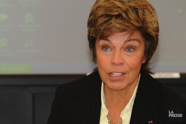 L'ex-ministre Louise Beaudoin a une longue feuille de... (Photo Archives La Presse)