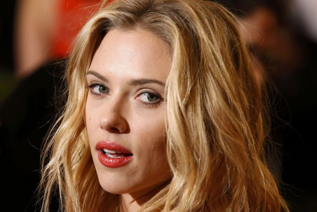 Scarlett Johansson... (PHOTO ARCHIVES REUTERS)