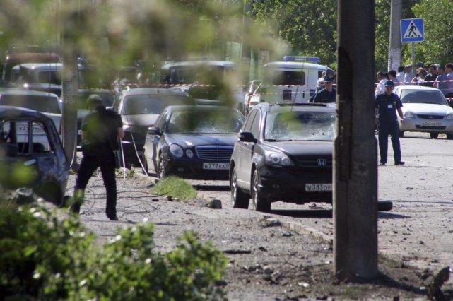 Le Daguestan demeure toujours le théâtre de nombreuses... (PHOTO ABDULA MAGOMEDOV, AFP)