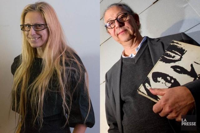 Marie Chouinard et Luc Courchesne sont tous deux... (PHOTO IVANOH DEMERS ET ALAIN ROBERGE, ARCHIVES LA PRESSE)