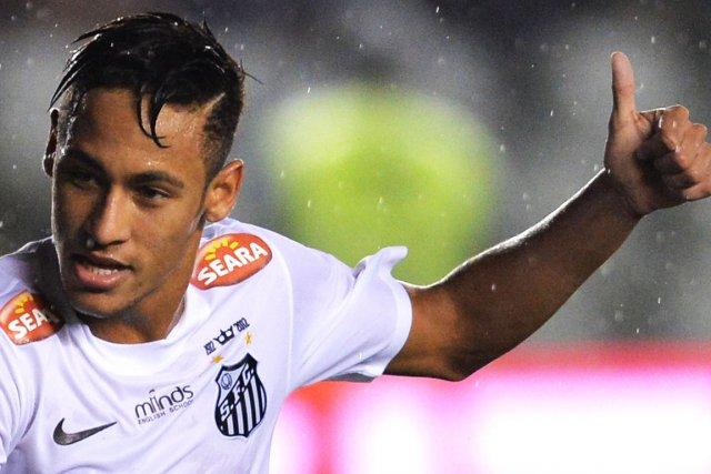 Technique insolente, efficacité létale devant le but, Neymar... (Photo : Nelson ALMEIDA, AFP)