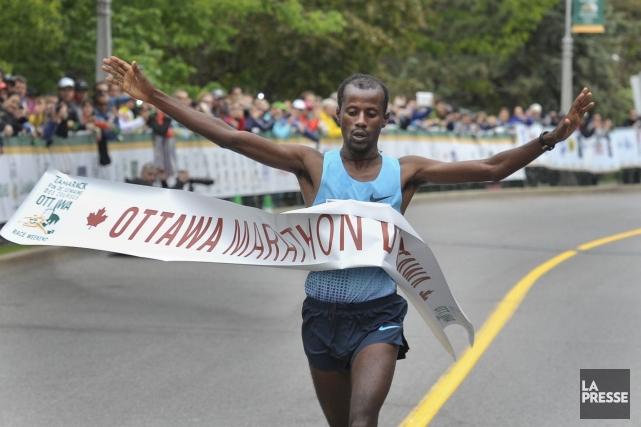Tariku Jufar n'a pas seulement gagné le Marathon...