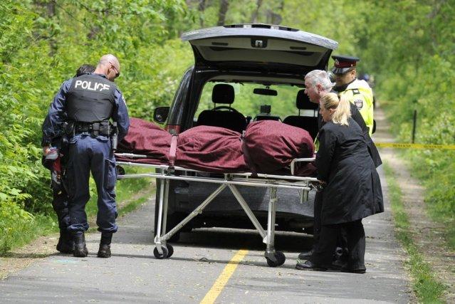 Les policiers d'Ottawa ont ouvert une enquête après qu'un cadavre ait  été...