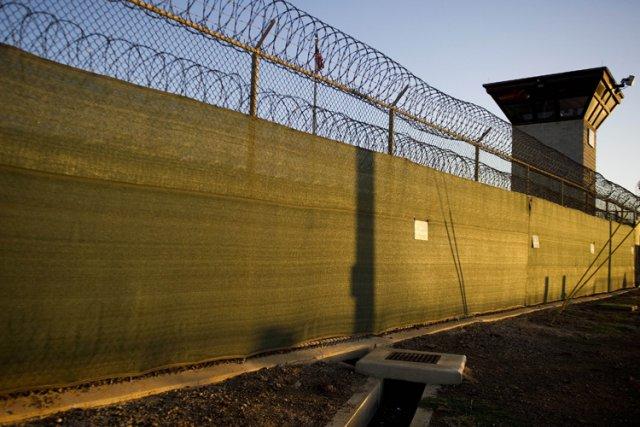 103 des 166 hommes encore prisonniers à Guantanamo... (Photo: AFP)
