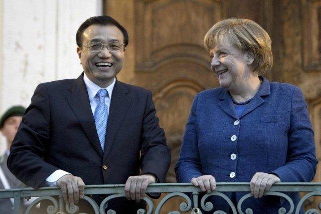 La chancelière Angela Merkel a reçu le 26... (Photo Reuters)