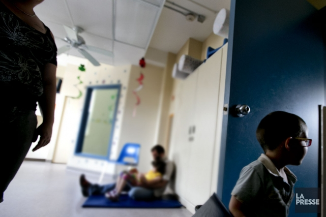 Derrière ces enfants de la DPJ dont on parle beaucoup, il y a des parents dont... (Photo: Marco Campanozzi, La Presse)