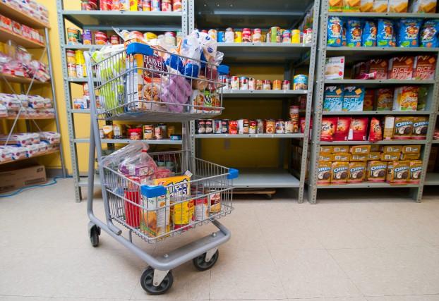 Les ménages qui se tournent vers les banques alimentaires sont de plus en plus...