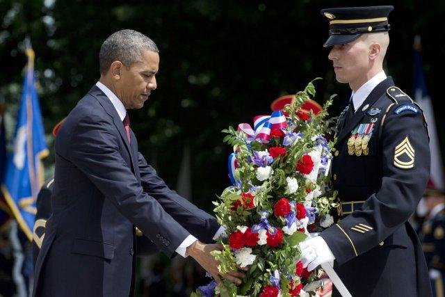 «De moins en moins d'Américains font le sacrifice... (PHOTO SAUL LOEB, AFP)