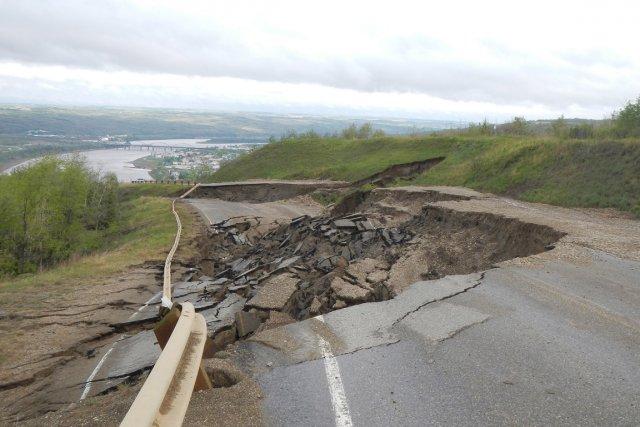 Un géographe spécialisé dans les aspects physiques de... (PHOTO : LA PRESSE CANADIENNE)