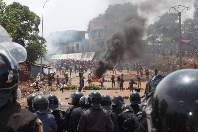 La culture de violence politique et d'impunité en Guinée