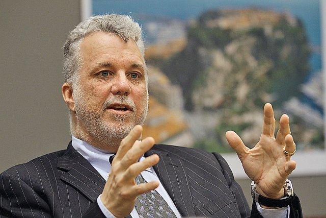 Le chef du Parti libéral du Québec, Philippe... (Photothèque Le Soleil)