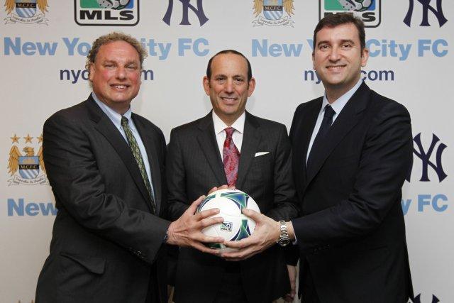 Le président des Yankees de New York, Randy... (Photo Reuters)