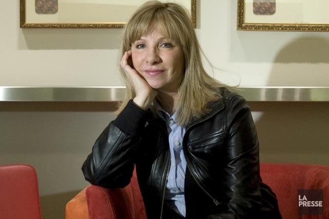 La productrice Denise Robert... (Photo: Alain Roberge, archives La Presse)