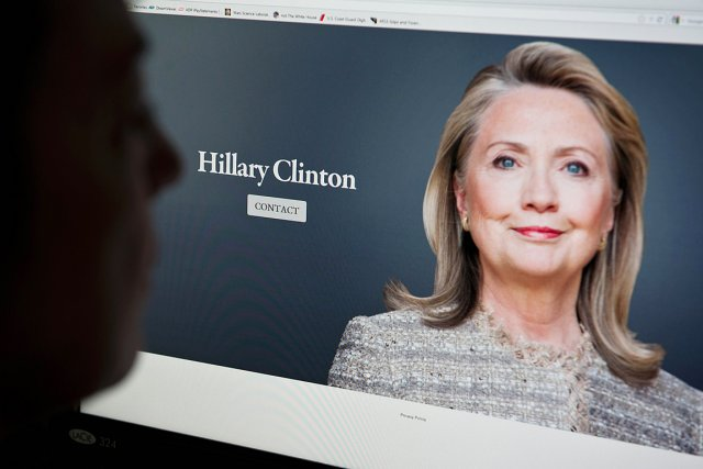 Hillary Clinton briguera-t-elle l'investiture démocrate en 2016?... (PHOTO KAREN BLEIER, ARCHIVES AFP)