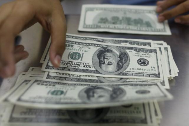 L'émetteur de monnaie numérique Liberty Reserve aurait mené... (PHOTO SOE ZEYA, REUTERS)