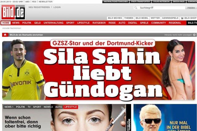 Le quotidien le plus lu d'Europe,Bild, va rendre...
